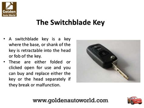 Various Types Of Car Keys You Need To Know
