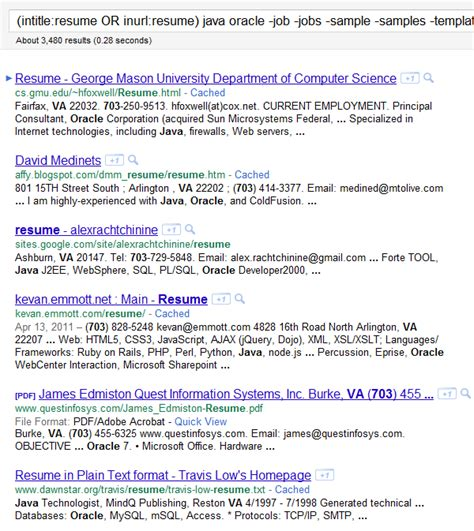 Resumes Search by How To Find Resumes On The With Boolean Black Belt Sourcing Recruiting