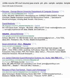how to find resumes on the internet with google boolean With find sample resumes