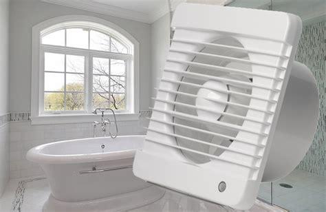 douche afzuiger ventilatiesysteem of ventilator in de badkamer oplossingen