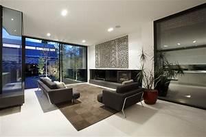 70 moderne innovative luxus interieur ideen f rs wohnzimmer With wohnideen wohnzimmer schwarz weiß