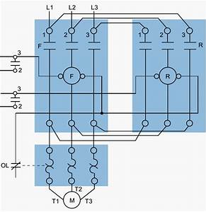 Plc Implementation Of Forward  Reverse Motor Circuit With Interlocking