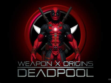 weapon  origins deadpool wallpaper  pics hd