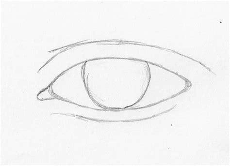un si鑒e come disegnare un occhio