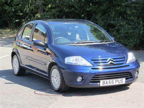 Used Citroen C3 Car 2005 Blue Diesel For Sale In Epsom Uk