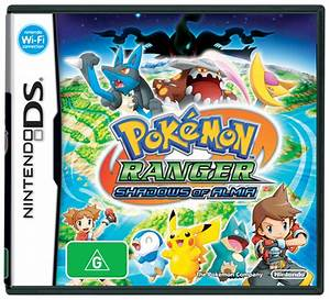 all pokemon ds games images