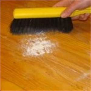 Borax fleas an effective and low cost way to rid your for How to kill fleas on wood floors