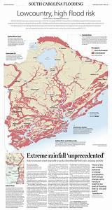 S.C. flood zones - Visualoop