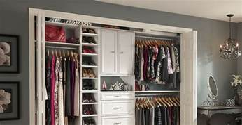 create your own custom closet with the home depot