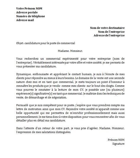 bureau des naturalisation exemple de lettre de motivation pour un emploi