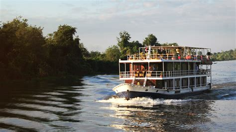 Small Boat River Cruises by Mekong River Riverboat Cruising G Adventures