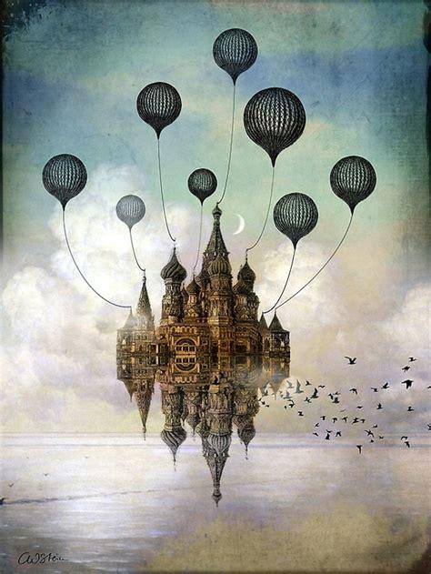 Dreamy Digital Art Catrin Welz Stein Modern Met