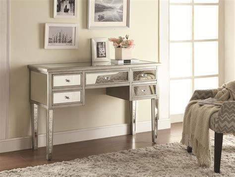 Madison Mirrored Desk