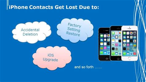 how to get contacts back on iphone how to get back lost contacts on your iphone
