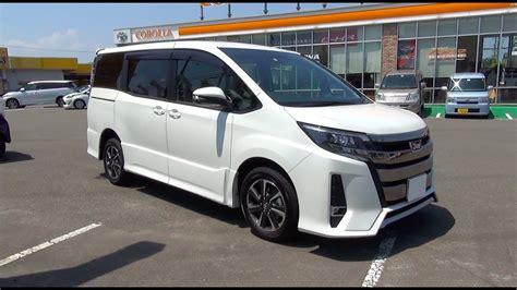 si e auto 0 1 2 3 2017 新型 トヨタ ノア si 4wd 内外装
