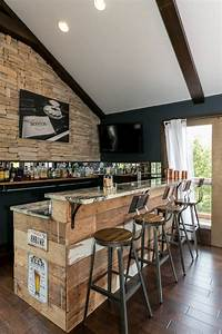 16, Elegant, Rustic, Home, Bar, Designs, That, Will, Customize, Your, Home