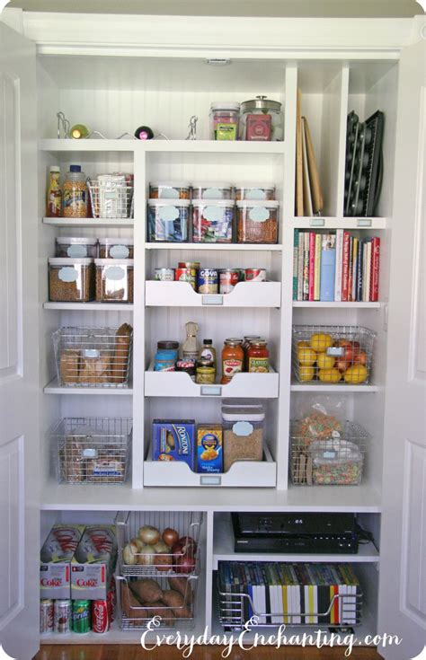 incredible small pantry organization ideas
