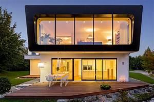 Maison Préfabriquée En Bois : designhaus france maisons bois bbc et passives ~ Premium-room.com Idées de Décoration