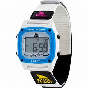 Freestyle Watches Shark Classic Leash Since 81 U0026 39  Neon Night