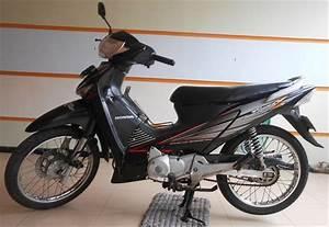 Jual Lis Body   Striping    Stiker Honda Supra X 125 Old