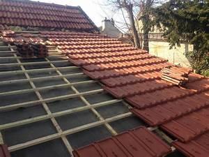 Tuile Pour Toiture : tuile mecanique prix toiture maison oeufenpoudre ~ Premium-room.com Idées de Décoration