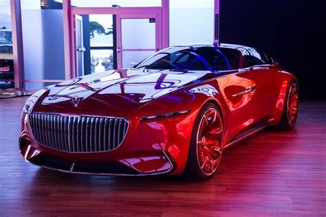 maybach mercedes coupe vision mercedes maybach 6 coupe concept 17