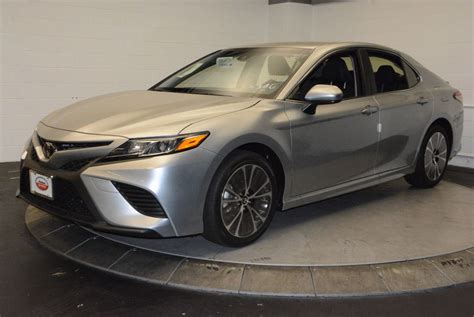 2018 New Toyota Camry Se Automatic At Hudson Toyota