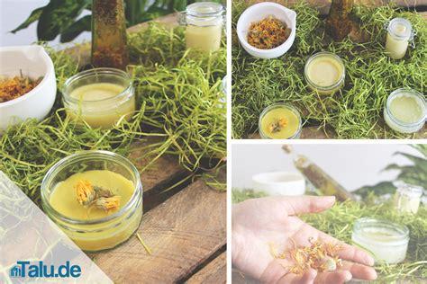 selber machen zubehör ringelblumensalbe selber machen rezepte und anleitung talu de