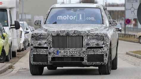 rolls royce cullinan rolls royce cullinan suv caught testing in europe