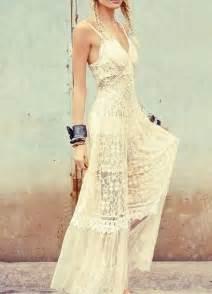 robe mariã e hippie chic dress maxi lace wedding white dress lace dress boho boho dress braid
