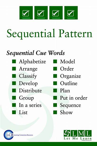 Sequence Poster Learn Sequential Let Classroom Lml