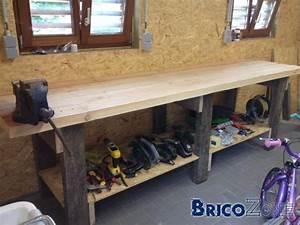 Plan Atelier Bricolage : etabli comment ~ Premium-room.com Idées de Décoration