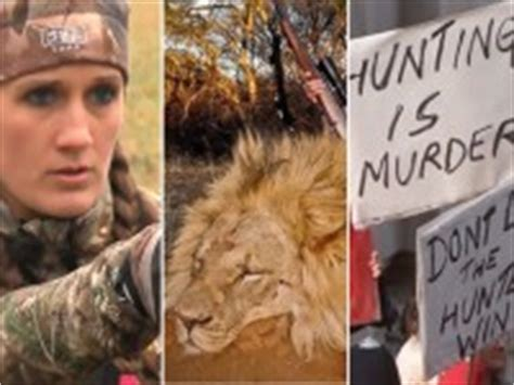 tv host spook spann violates probation gets time and anti hunters petition bachman cut from national