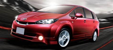 Rent A Toyota Wish 1.8 X Mpv By Ace Drive Car Rental