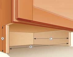 kitchen cabinet toe kick 1000 images about toe kick drawers kitchen on 5830