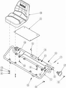 Seat Belt Assembly Diagram