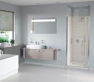 zoom le mobilier strada d39ideal standard blog deco With meuble de salle de bain ideal standard