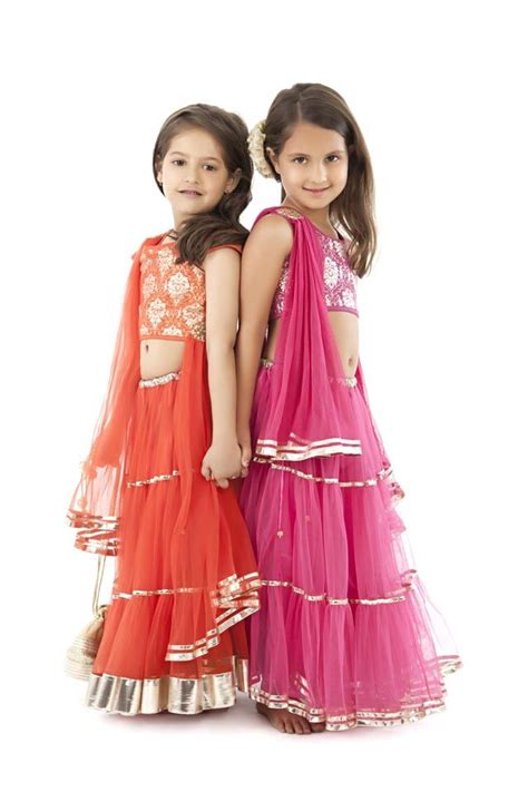kids sharara clothes indian children kids girls lehenga