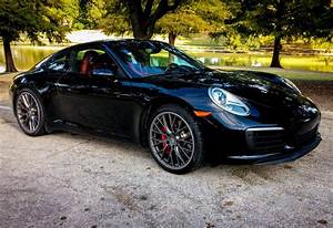 Test Drive: 2017 Porsche 911 Carrera S Review
