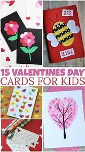 15 DIY Valentine's Day Cards For Kids - British Columbia Mom