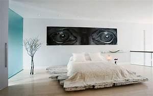 Des idées de lit fabriqué à partir de palette BricoBistro