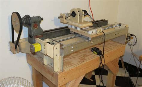 plans diy cnc wood lathe  bookshelf plans wood