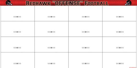 images  football playbook template excel geldfritznet