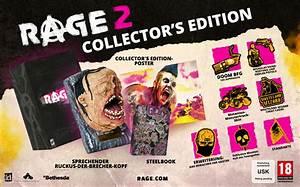 RAGE 2 Collector39s Edition Kann Ab Sofort Vorbestellt