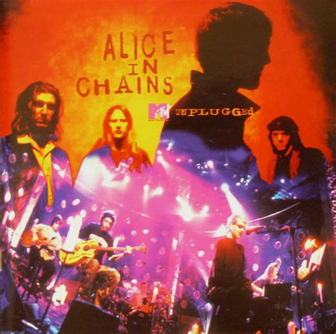 In Chains Angry Chair Unplugged by In Chains Mtv Unplugged At Discogs