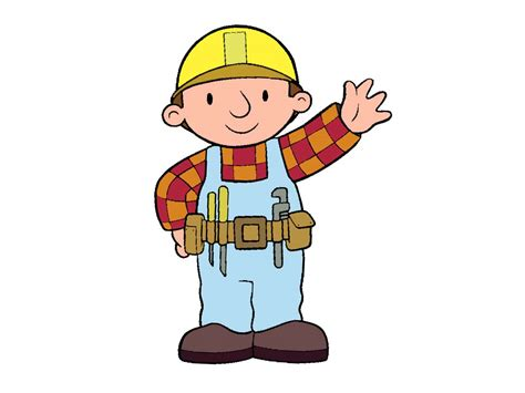 Builder Free by Bob The Builder Clip
