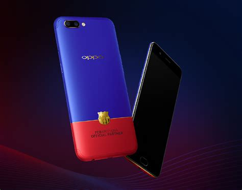 smartwatch oppo oppo r11 fc barcelona edition now up for grabs at 3499