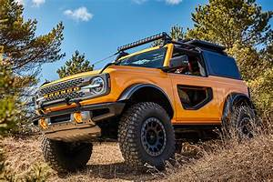 The New 2021 Ford Bronco Isn't Just an SUV, It's a Lifestyle - InsideHook