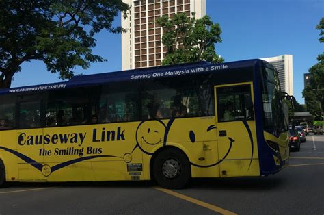 Choosing A Bus From Singapore To Jb From Queen Street
