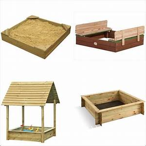 Bac à Sable Bois : bac sable en bois comparer les prix avec le guide ~ Premium-room.com Idées de Décoration